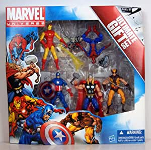 Marvel Universe - 3 3/4 Inch Action Figure 5-Pack