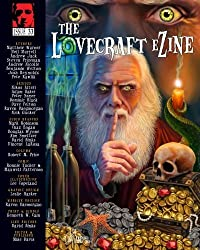 Lovecraft eZine issue 33: Volume 33 by Mike Davis (2015-01-15)