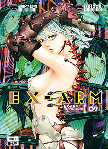 Ex-Arm Edition simple Tome 9