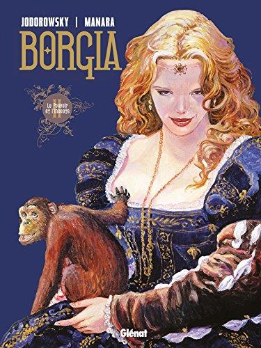 Borgia - Tome 02 : Le pouvoir et l'inceste