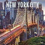 New York City 2018 Wall Calendar