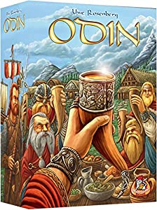 White Goblin Games Odin Estrategia Niños y Adultos - Juego de Tablero (Estrategia, Niños y Adultos, 100 min, Niño/niña, 12 año(s), Holandés)