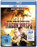Dragon Wasps (3D + 2D-Version) [Blu-ray]