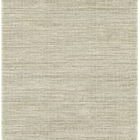 Brewster Wallcovering Co FD23284 Woven Beige Grasscloth Wallpaper, by Brewster Wallcovering Co