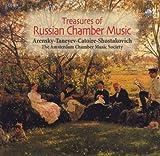 Treasures of Russian Chamber Music - Trésors de la musique de chambre russe