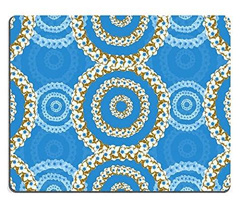 MSD Tapis de souris Image 34990882Art abstrait coloré Rainbow Pattern Fond 10471