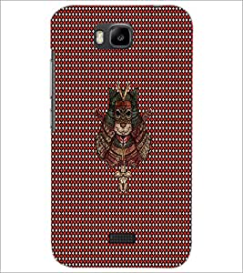 HUAWEI HONOR BEE PAINTING Designer Back Cover Case By PRINTSWAG