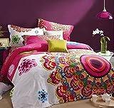 Best FADFAY Beddings - FADFAY Home Textile,Boho Style Bedding Set,Boho Duvet Cover Review