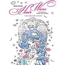 Hair Wars Coloring Book (Colouring Books)