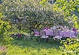 Landgärten 2019 - Wandkalender, Bildkalender, Naturkalender, Gartenkalender, Spiralbindung  -  42 x 29,7 cm
