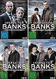 Inspector Banks Staffel 1-4 (8 DVDs)