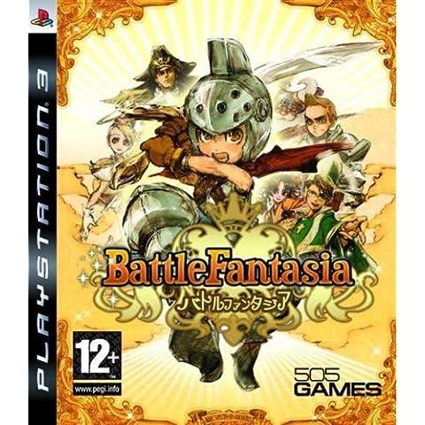 Battle Fantasia [Importación italiana]