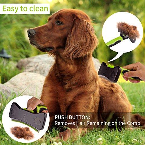 Zoom IMG-3 morpilot spazzola autopulente per cani
