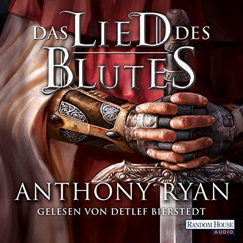 Buchseite und Rezensionen zu 'Das Lied des Blutes (Rabenschatten 1)' von Anthony Ryan
