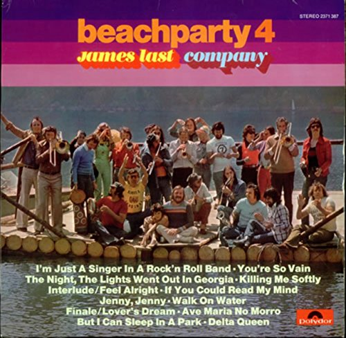 Beachparty 4