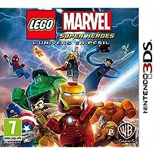 Lego Marvel : Super Heroes - L'univers en péril 3Ds