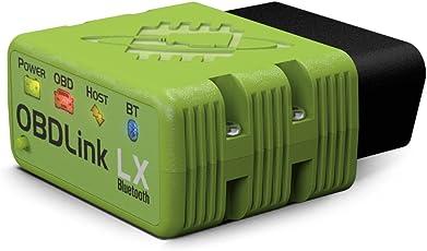 ScanTool 427201 OBDLink LX Bluetooth: Professionelle Scan-Tool für Android und Fenster
