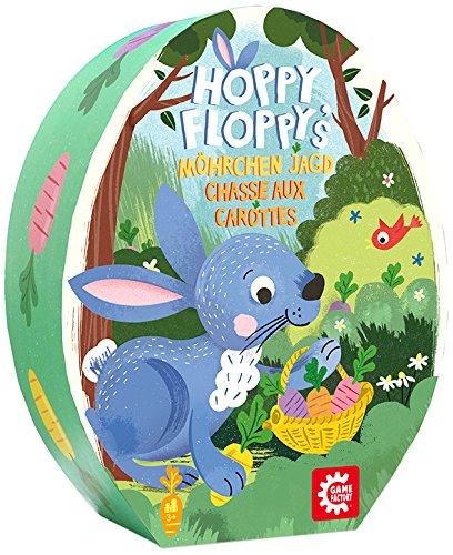 American Game Factory gamefactory 76160–Hoppy Floppy, Multicolore