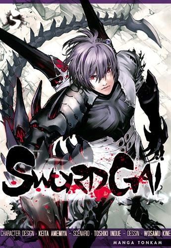 Swordgaï Edition simple Tome 5