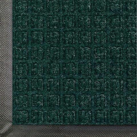 Andersen 200590023Wasser Hog Fußmatte-Eingang, Classic, Polypropylen Fibber, SBR Unterstützung, Länge 3'x 2' Breite, 3/20,3cm Dick, Evergreen