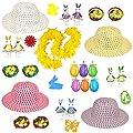 Girls Easter Bonnet Complete Kit 2