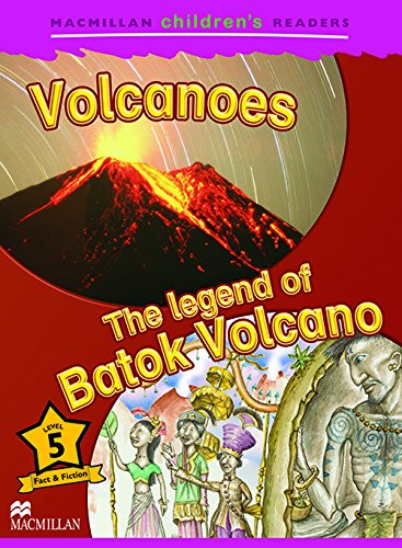 MCHR 5 Volcanoes: The legend Batok (int): The Legend of Batok Volcano: Level 5