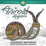 Animal Kingdom Coloring Patterns - Pa...