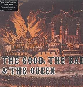 The Good,the Bad and the Queen [Vinyl LP]