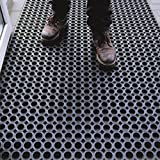 Ergonomic Technology Ringgummimatte - 5 Größen wählbar - 60x80cm
