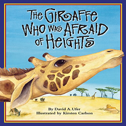 The Giraffe Who Was Afraid of Heights  Audiolibri