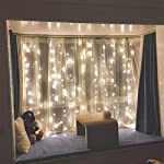 Christmas Decoration Twinkle Lights 300 LED Window Curtain String Light Wedding Party Home Garden Bedroom Outdoor Indoor...
