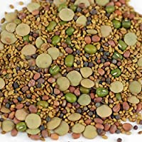 PLAT FIRM SEMILLAS DE GERMINACION: 8 oz: 5 PART SPROUT SALAD MIX-ALFALFA - BROCCOLI - RADISH - LENTIL - MUNG SEEDS - GROW