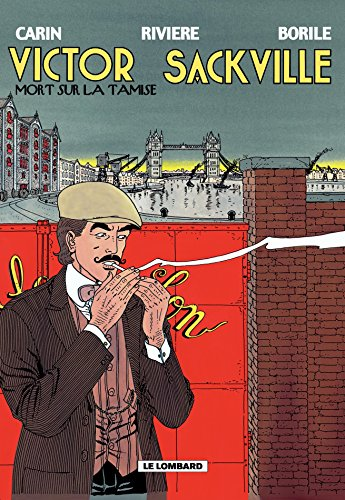 Victor Sackville – tome 5 - Mort sur la Tamise (French Edition)