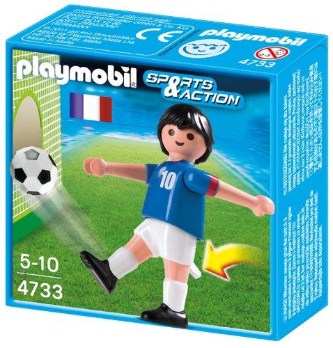 Playmobil 4733 - Fußballspieler Frankreich