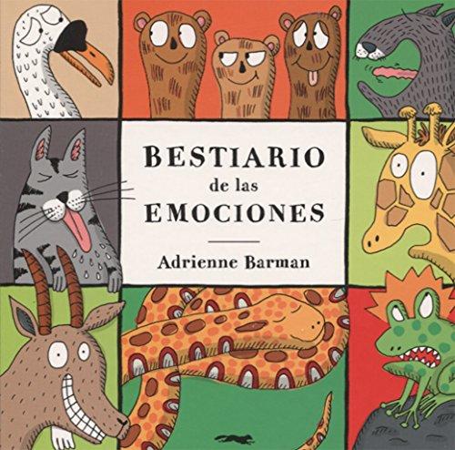 Bestiario de Las Emociones por Adrienne Barman