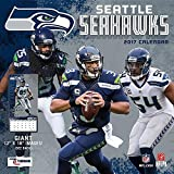 Cal 2017 Seattle Seahawks 2017 12x12 Team Wall Calendar