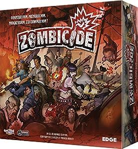 Asmodee-Juegos de Bandeja/Juegos de Figuras-Zombicide