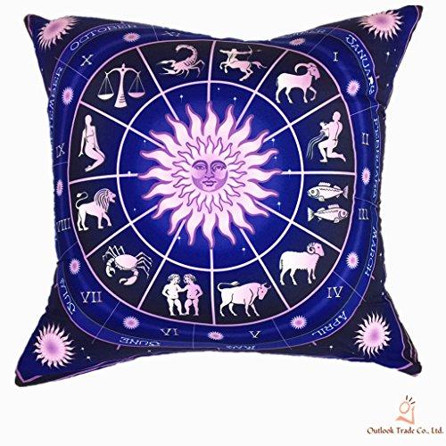 outlook-constellation-vintage-bleu-dcor-zodiaque-polyester-taie-doreiller-canap-lit-taille-couvre-li