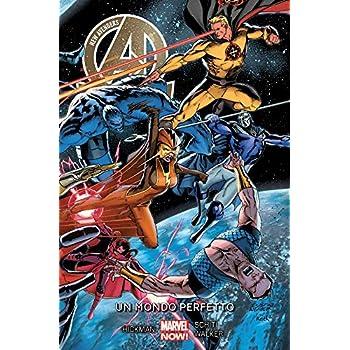 Un Mondo Perfetto. New Avengers: 4