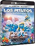 Los Pitufos: La Aldea Escondida (4K UHD + BD) [Blu-ray]