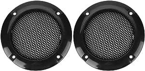 2x Lautsprecher Gitter Grill 2 Zoll Lautsprecher Elektronik