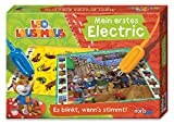 Noris Spiele 606011425 - Leo Lausemaus Electric, Elektronische Spiel