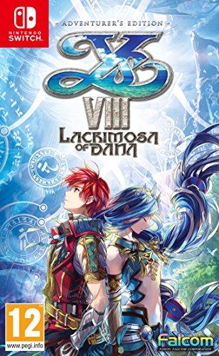 Ys VIII: Lacrimosa of DANA - Adventurer's Edition [Importación francesa]