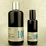 250 ml kolloidales Silber 100 PPM in zwei Violettglas-Flaschen: 200 ml & 50 ml Sprühflasche von Sonnenherz