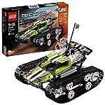 LEGO-Technic-42065-radiocomandato-Set-Costruzioni-Racer-Cingolato-Telecomandato
