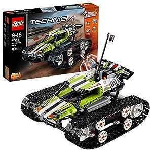 LEGO- Technic Cars Racer Cingolato Telecomandato Costruzioni Piccole Gioco Bambina, Multicolore, 42065  LEGO