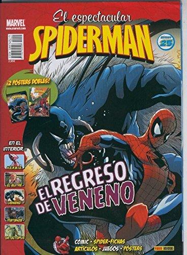El Espectacular Spiderman numero 25