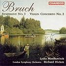 Bruch: Symphony No. 3 / Violin Concerto No. 2