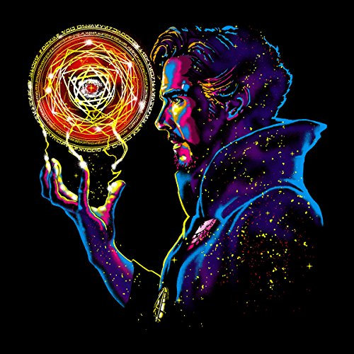 New Doctor Strange Sorcerer Supreme Women's Hooded Sweatshirt Black