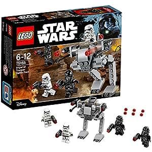 LEGO Star Wars 75165 - Set Costruzioni Confezione Battaglia Imperial Trooper